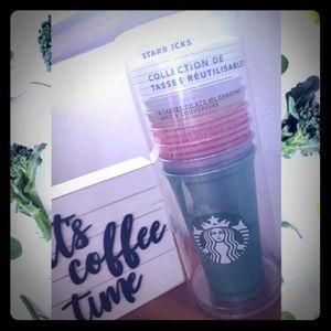 Starbucks Reusable Cup Collection